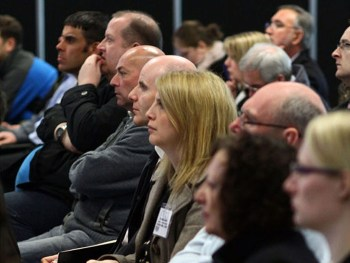 The conference is focused on the theme of 'Simply the best – prioritising fleet safety'