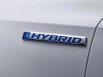 Honda-CR-V Hybrid
