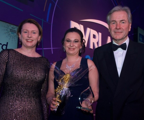 IFS focus on fleet customer relationships recognised with BVRLA award
