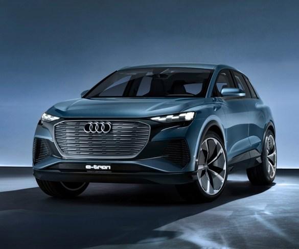 Audi confirms fifth production electric car