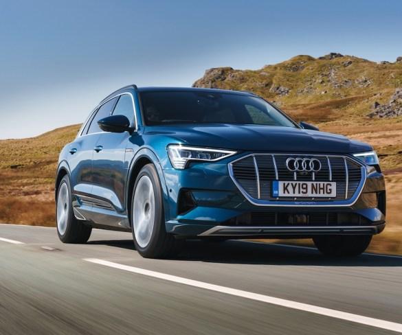 Road Test: Audi e-tron