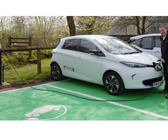 BreconBeacons National Park Authority uses solar energy to power expanding EV fleet