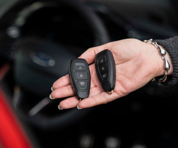 Ford Focus and Fiesta get keyless theft-proof tech