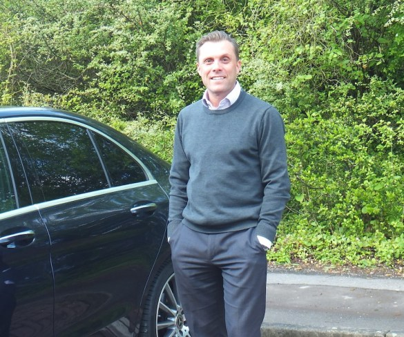 Charlie Norman takes helm at DriveTech as David Wilson stands down