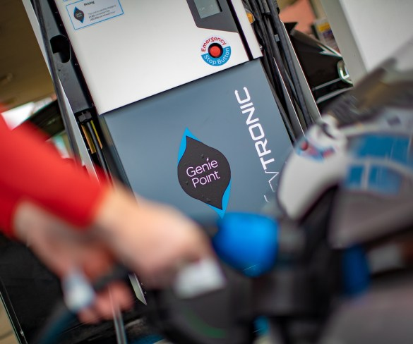 Ei Group pubs to roll out GeniePoint charging