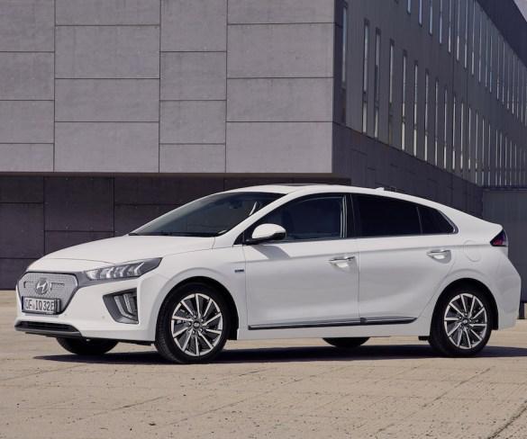 Hyundai Ioniq ups the ante on electric range