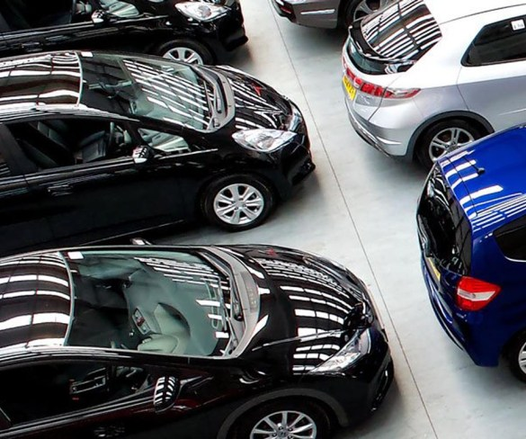 Used car sales down in 2020 but prices rise