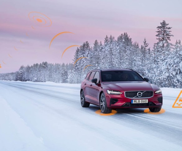 Volvo joins safety data sharing pilot project