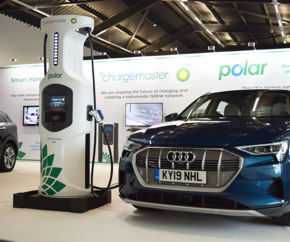 BP Chargemaster unveils new 150kW ultra-fast charger