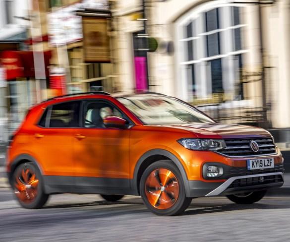 Volkswagen adds diesel to T-Cross line-up