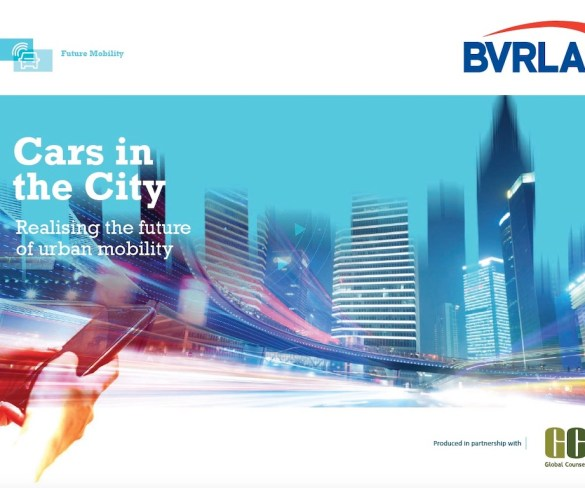 Future mobility requires tax changes and road user charging, says BVRLA