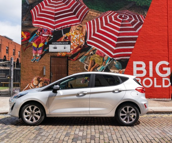 Ford introduces new entry-level Fiesta