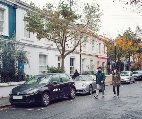 London leads car sharing in Europe