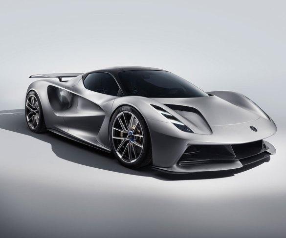 Innovation: Lotus Evija