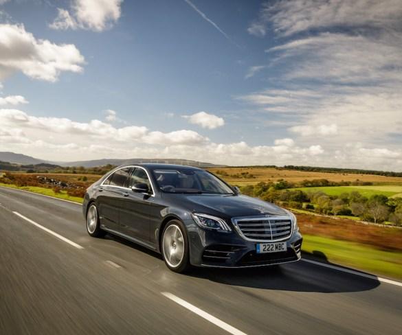 Road Test: Mercedes-Benz S560e L AMG Line EQ Power
