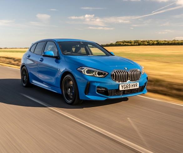 First Drive: BMW 1 Series