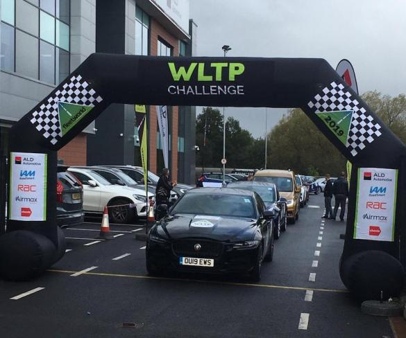 Inaugural WLTP Challenge eco-driving event now underway