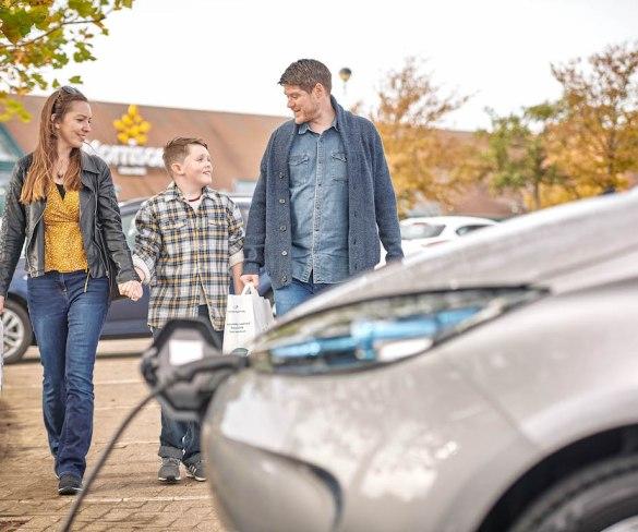 Morrisons advances plans for 'largest supermarket network of rapid chargers'