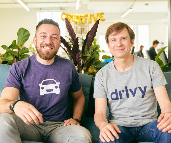 Drivy rebrands as Getaround and introduces new car sharing option