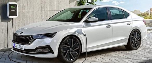 The new Škoda Octavia PHEV
