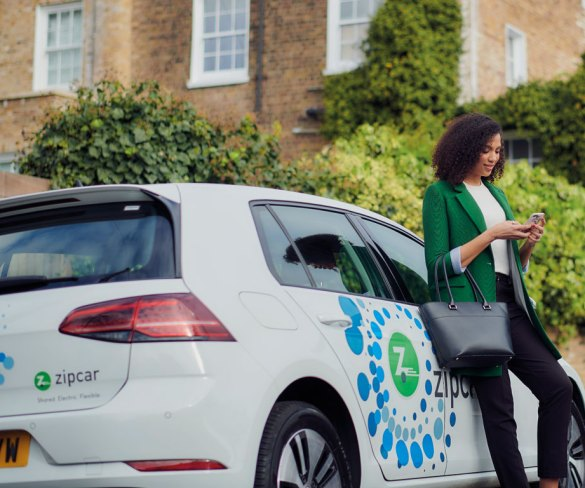 Feature: Car Sharing