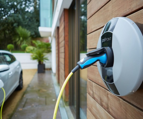 Groupe PSA signs up Pod Point as exclusive charge point supplier
