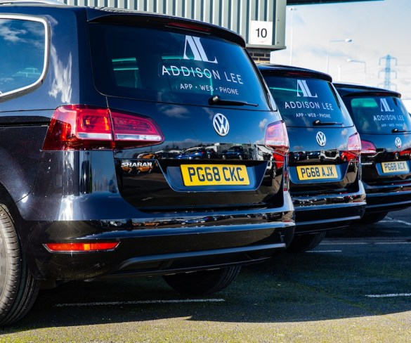 Addison Lee shifts from Ford to Volkswagen for latest fleet deal