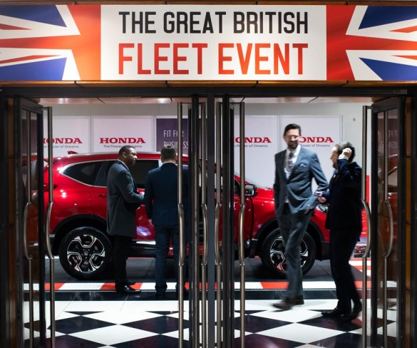 Pick the fleet industry's brains at this Thursday's Great British Fleet Event
