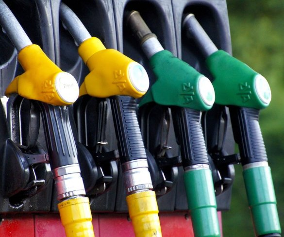 Petrol price now at highest level in nearly eight years