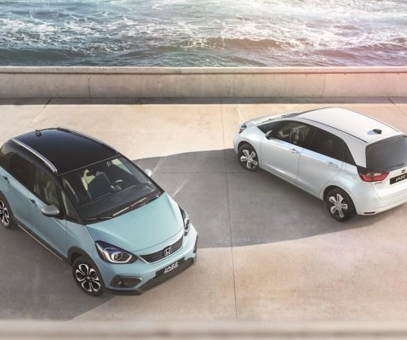 Honda reveals UK pricing for hybrid-only Jazz