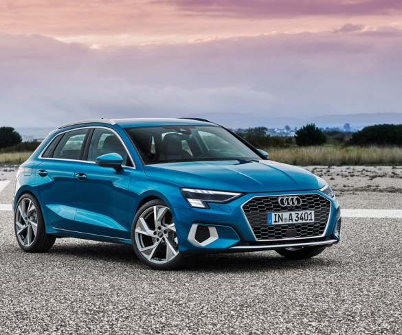 Audi unveils new A3 and e-tron S concept
