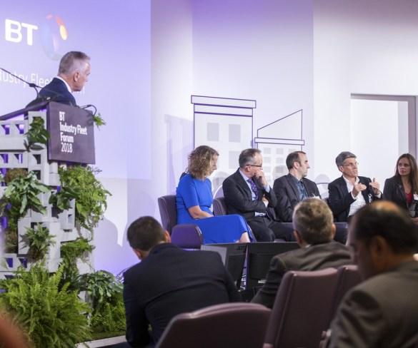 Alternative choices:BT Industry Fleet Forum 2018 sheds light on CAZs and alternative fuels