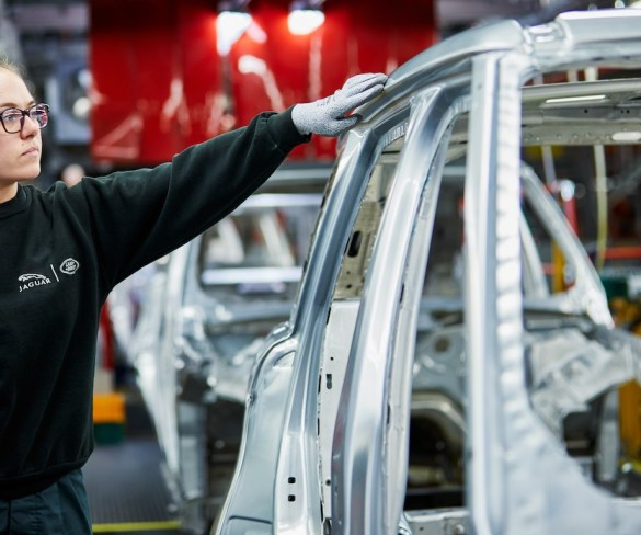 Impact of semiconductor shortages revealed in new car production data