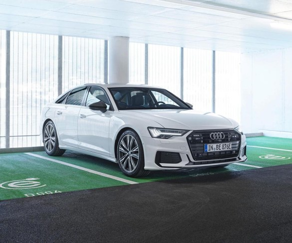 Audi reveals new A6 plug-in with just 10% BiK