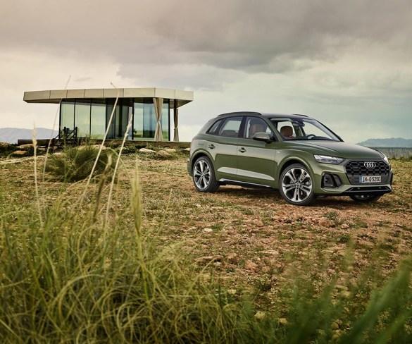 Audi Q5 updates introduce latest tech as standard