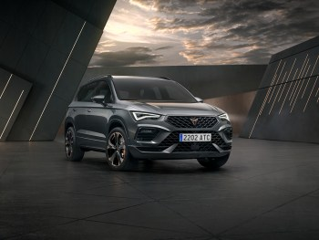 New Cupra Ateca sports a more aggressive look along with several interior enhancements