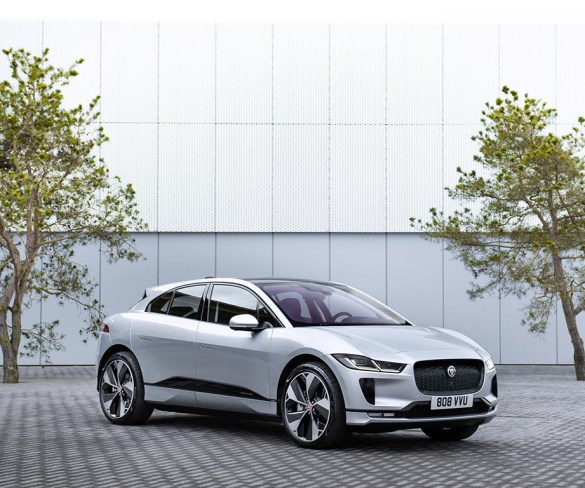 Jaguar to provide Oslo with world-first wireless-charging taxi fleet