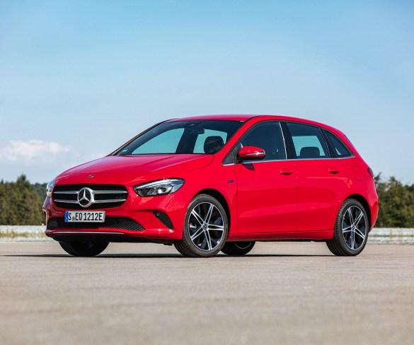 6% BiK plug-in Mercedes-Benz B 250 e now on sale