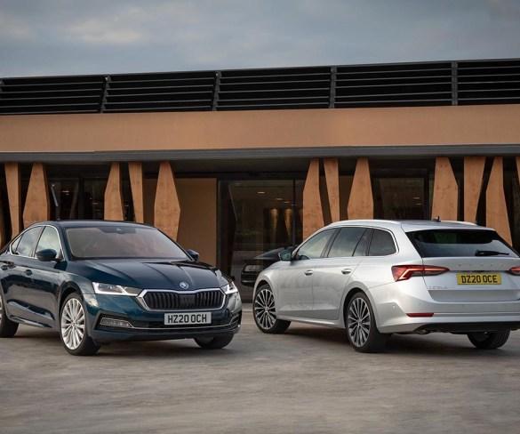 Order books open for new Škoda Octavia