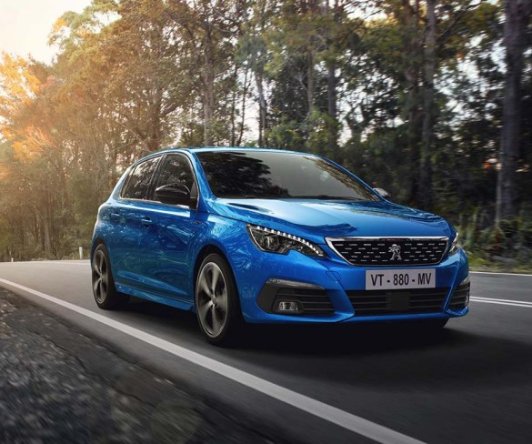 Peugeot updates 308 with latest digital enhancements