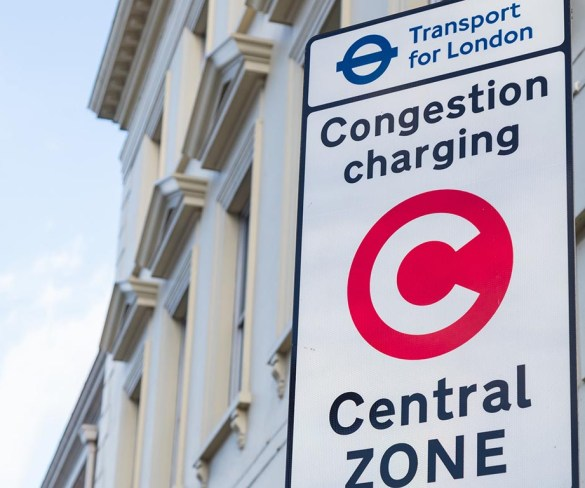 Congestion Charge temporary increases vital to keep the city moving, says TfL