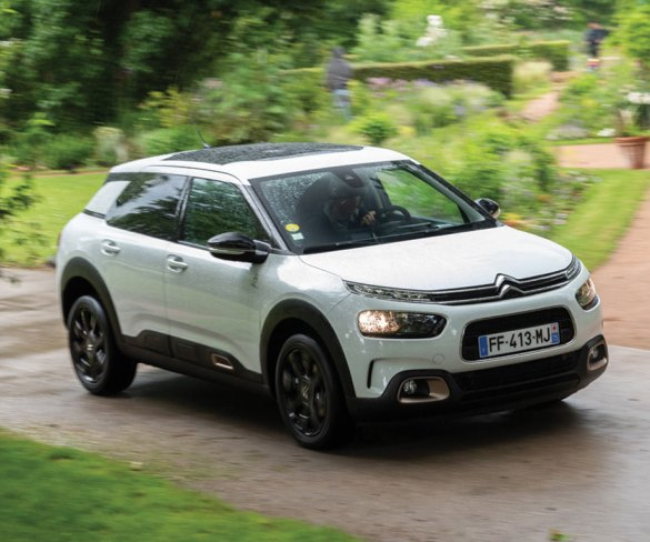 First Citroën C4 Cactus replacement details revealed