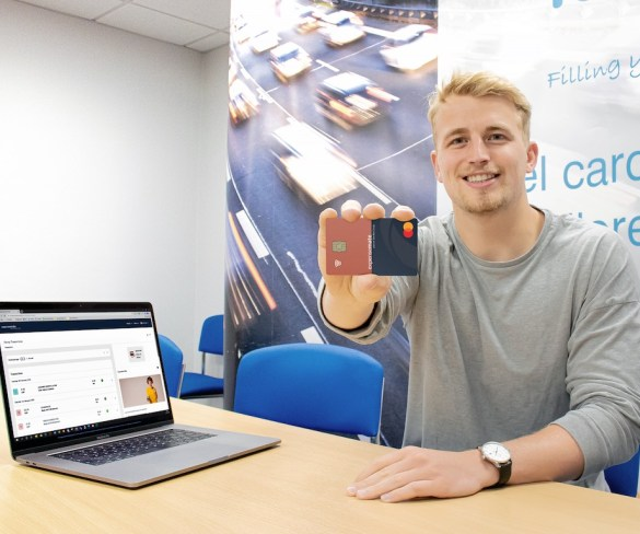 All-in-one expense management tool launched by J.R. Rix & Sons