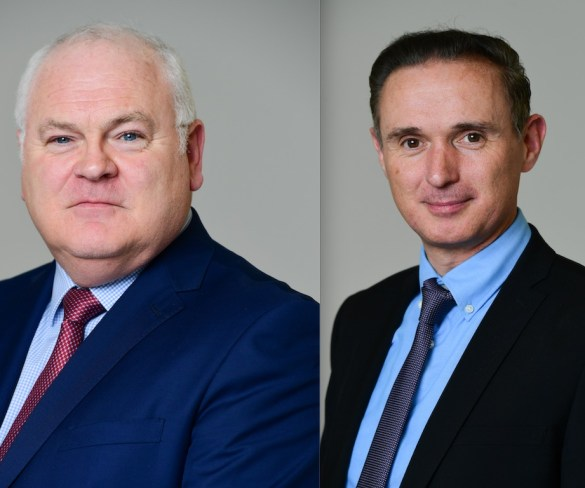 Stuart Donald and Jeff Willcocks step up to become vice chairs for IAM RoadSmart