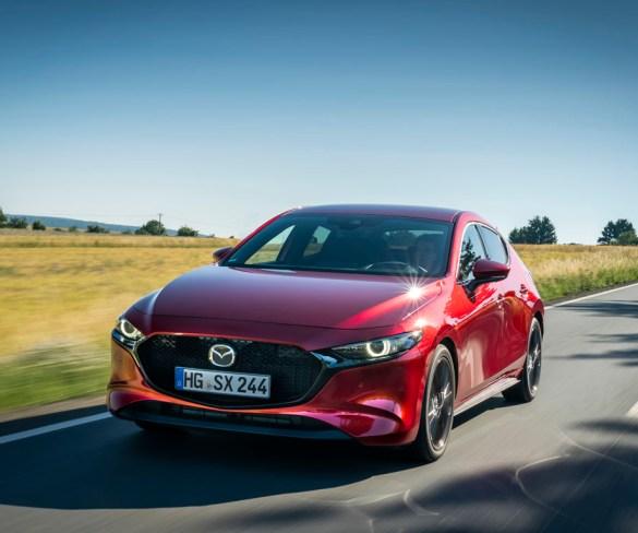 First Drive: Mazda3 2.0 Skyactiv-X