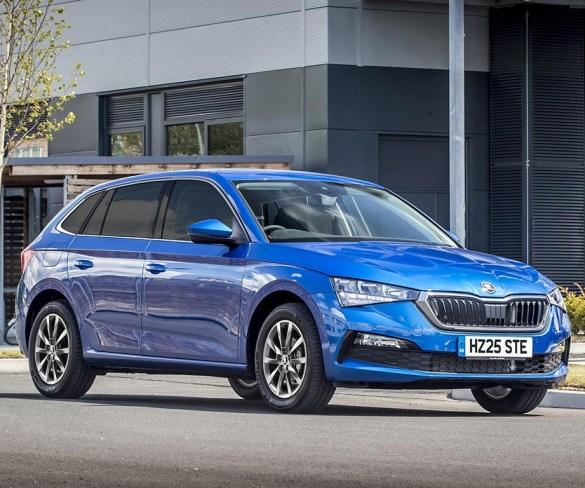 Škoda introduces fleet-focused Scala SE Technology trim