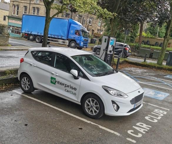 Council expands car club fleet as demand shoots up post-lockdown
