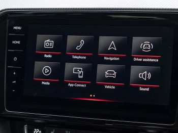 MIB3 infotainment system is new to multiple models