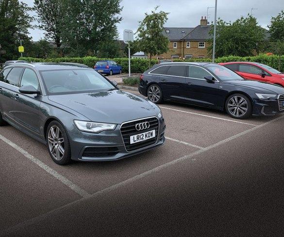 Fleet World Fleet: Audi A6 Avant 40 TDI S line S tronic