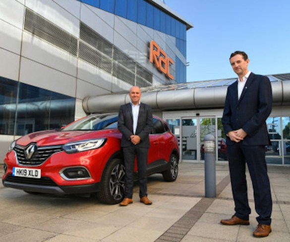 RAC to provide fleet customer service centre solution for Renault and Dacia